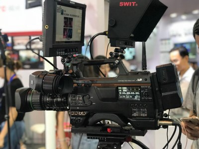 JVC CONNECTED PROCAM GY-HC900